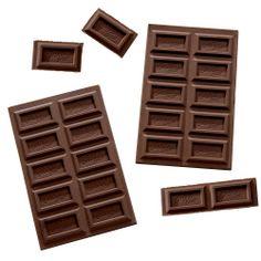 Chocolate Bar Eraser - Smells like chocolate!