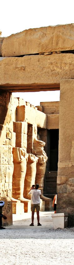 Karnak Temple Complex - Luxor Governorate - Cairo | Egypt