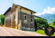 #Villa Bortolazzi. #VillaAntica #SpazioEventi #Trento #Rovereto Discovery, The Good Place, Villa, Mansions, House Styles, Places, Travel, Home, Decor