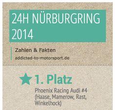 Die ultimative Infografik zum 24h-Rennen am Nürburgring