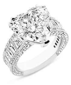 Heart shaped diamond ring ideas - On sale near me ideas