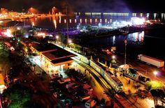 Το λιμάνι της Πάτρας. Από την Σελίδα στο facebook Πάτρα μου-Patra moy