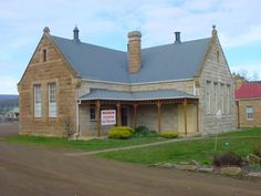 Australasian #Golf Museum, Bothwell. Photo by Dan Fellow, article for Think #Tasmania.