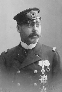 His Royal Highness Prince Waldemar of Denmark (1858-1939