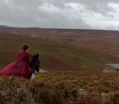 Wuthering Heights (2011) by Andrea Arnold. Loved it to bits