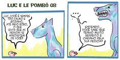 RABISCOS ENQUADRADOS: LUC E LE POMBÔ 08