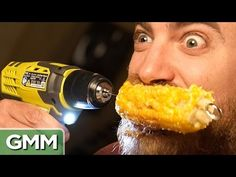 Good Mythical Morning - YouTube | These guys are funny.  Can you guess where they're from? Good Mythical Morning, Laughing Squid, Comedy Duos, Face Off, Cob, Youtube, Canning, Drills, Popcorn