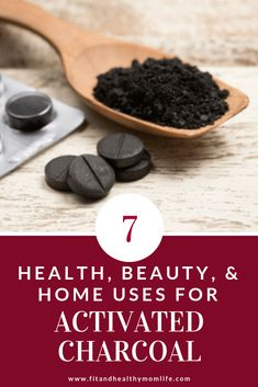7 amazing uses for Activated Charcoal from your teeth, to a hangover cure, there is so many benefits to this powder. #CharcoalMaskBlackheads #AntiAgingMask Activated Charcoal Uses, Diy Charcoal Mask, Anti Aging Mask, High Calorie Meals, Layers Of Skin, Peel Off Mask, Diy Mask, Fruits And Veggies, Health Remedies