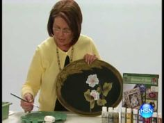 One Stroke Painting Project with Donna Dewberry - Decorative