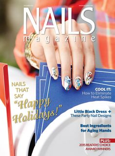 NAILS Magazine   December 2015 Issue