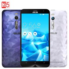 "NEW <font><b>Asus</b></font> ZenFone 2 Deluxe ZE551ML 4G <font><b>smartphone</b></font> FDD LTE Intel Z3580 2.3Ghz 64Bit Quad Core 5.5"" FHD 4GB RAM 32G Android 5.0 Price: USD 263.49 
