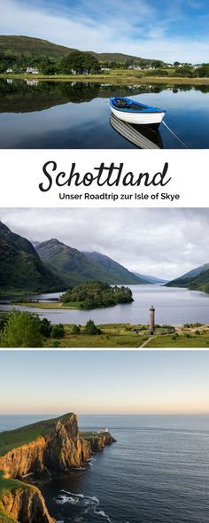Unser Roadtrip zur Isle of Skye