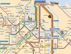 Transporte Público em Amsterdam: Dicas e Informações https://mydestinationanywhere.com/2015/01/24/transporte-publico-em-amsterdam/