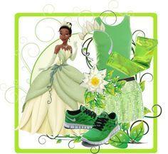 disney running outfits | for some Run Disney race inspiration? Princess Tiana Running Costume ...