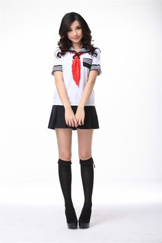 Sexy Products japanese school uniform sailor uniforme escolar for girsl sailor costumes adults anime clothes