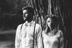 Spätsommerabend am See • Anna & Johannes - Paul liebt Paula   Hochzeitsfotograf Berlin