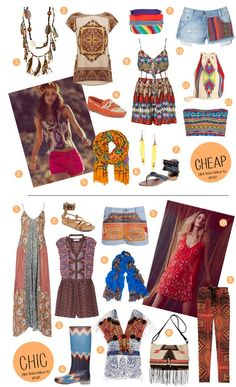 What did you where to Latitude Festival this past weekend? How do you tackle the rain stylishly?! Just wish it was sunny like it should be? Well here's a few ethnic inspired inspirations for summer festival dressing, whatever your budget!    http://www.wandering-threads.com/2012/07/cheap-chic-ethnic-festival-threads-for.html