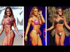 AMANDA FERREIRA - WBFF Pro & Fitness Model: Exercises and Workouts for Women @ Brazil - YouTube