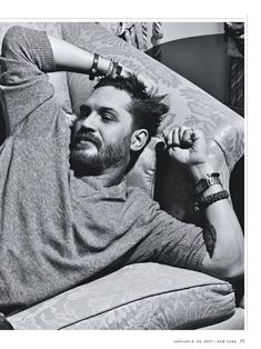 Tom Hardy needs a cuddle... #handsome #hot #sexy #celebrity #hunk