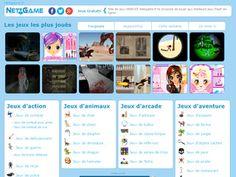 Jeux flash et HTML5