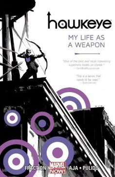 Hawkeye, Vol. 1 My Life as a Weapon by Matt Fraction review by Kate Tilton
