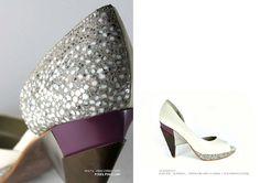 Sapatos Guava: uma marca portuguesa criada por uma jovem designer, Inês Caleiro, que estagiou na Jimmy Choo  - Clique na imagem para ver o post completo / Click on the picture to check out the whole post