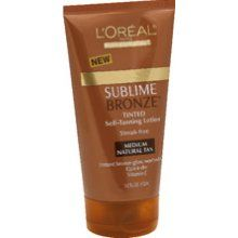 Gotta avoid the sun now that I'm getting older and this is the most natural fake tan I've found. The bronzer makes it easy to make sure you don't leave streaks and it doesn't have that tell-tell orange tint. Very natural looking.