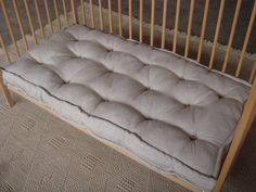 pure wool mattress 28   x 52   x 4     crib or toddler bed futon 7   twin or single xl wool mattress handmade non toxic   43      rh   pinterest