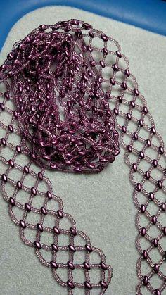 SD net necklace