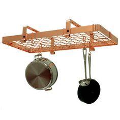 Low Ceiling Rectangular Pot Rack PR13 Series