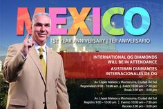 mexico anniversary...can't wait to be at the next one! www.javabyeva.organogold.com