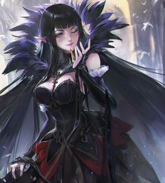 Fate Series anime girls Assassin of Red Assassin of Red (Semiramis) (Fate/Apocrypha) Anime Art Fantasy, Fantasy Girl, Fantasy Characters, Female Characters, Anime Characters, Character Inspiration, Character Art, Character Design, Assassin Of Red