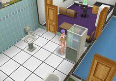 Sims naked