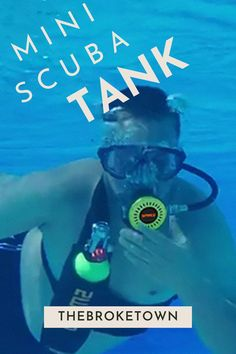 its such a useful gadgets for scuba diving begineers and who cant carry more weight its scuh unique and mini most comfrtable tank easy to carry and easy to use its has the capcity 1 L its mean you can use it for 15 to 20 mins.