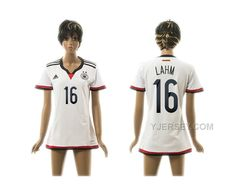 http://www.yjersey.com/201516-germany-16-lahm-home-women-jersey.html Only$36.00 2015-16 GERMANY 16 LAHM HOME WOMEN JERSEY Free Shipping!