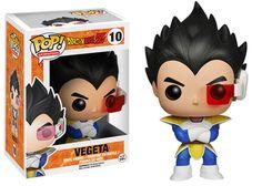 Figure: Vegeta Anime: Dragon Ball Z ( I wish he didn't have the scouter :c  [X]