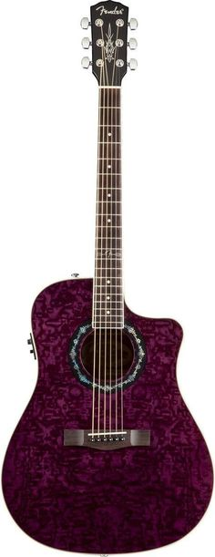 Fender T-Bucket 300CE Cutaway Acoustic-Electric Guitar Fender has hit it out of the park once again with the T-Bucket 300CE acoustic-Electric Guitar. They have teamed with reknowned artist Vince Ray t