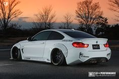 LB☆WORKS BMW 4Series NEW