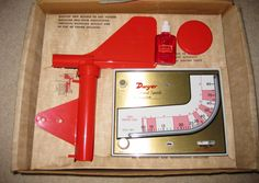 Dwyer Series Mark II Wind Speed Indicator, 0 to 80mph, 1 to 12 Beaufort Scale AS NEW BOXED MADE IN 1975