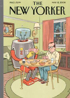 Daniel Clowes - New Yorker