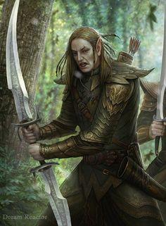 52 Best Male Elf Ranger Images Character Ideas Elf Ranger