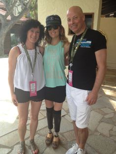 Meet & greet with Amy Purdy