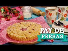 Celebra el amor con tu esposo y disfruten juntos un rico Pay de Fresas cubierto de corazones.  Descubre muchas recetas más para #SanValentín en Cocina Fresca.  #CocinaFresca es presentada por Walmart ¡Suscríbete!