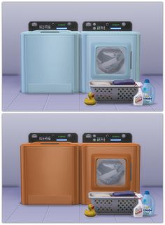Sims 4 Washer and Dryer Recolors | Hell Has Spoken