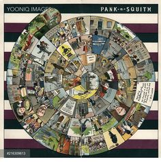 Suffragette Board Game PANK-A-SQUITH