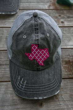 I LOVE Texas Trucker Hat $22.95 #shopNJB #boutique #loveit #truckerhat  Shop Now > http://nomijaneboutique.com/collections/jewelry-accessories/products/i-love-texas-womens-trucker-hat?variant=16963799044