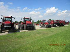 CaseIH Steiger 500 rowtrac & 550,Magnum 305& 315,2240 sprayer Case Ih Tractors, International Harvester, Farming, Monster Trucks, Good Job, Tractors