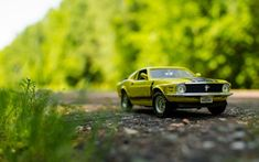ford mustang car toy
