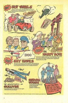 cartoon ad 1969