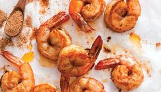 This simple spicy shrimp dish is bursting with flavor.